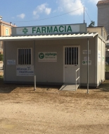 Sisma, ad Amatrice installato il container farmacia Alliance Healthcare Italia
